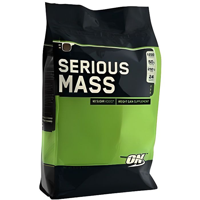 Serious Mass 6 Cookies & Cream