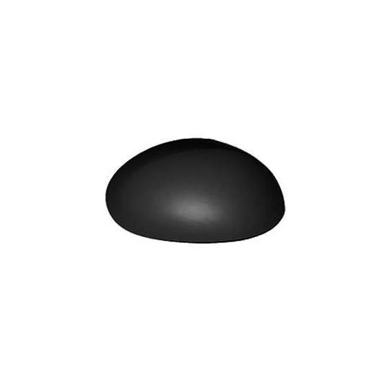 Coque rétroviseur extérieur gauche TOYOTA AYGO I phase 1, 2005-2008, noire, Neuve.