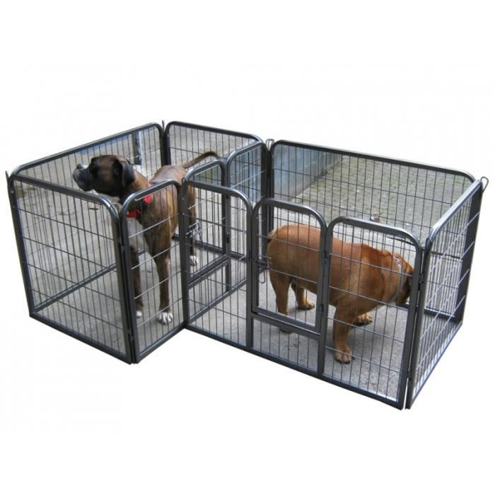 cage de dressage modulable pour chien ou autre achat. Black Bedroom Furniture Sets. Home Design Ideas