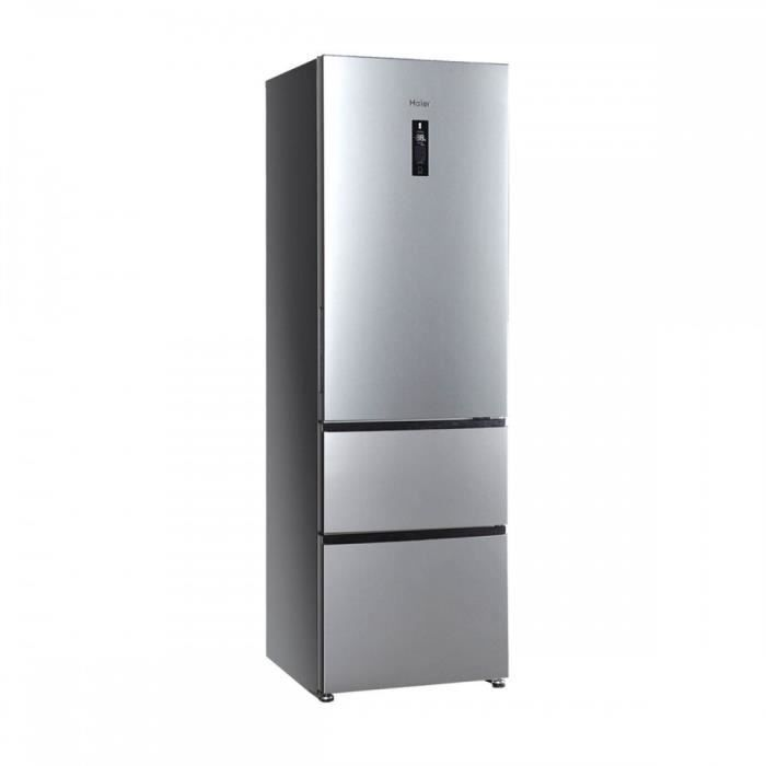 haier a2fe635ctj combi frigo cong lateur a achat. Black Bedroom Furniture Sets. Home Design Ideas