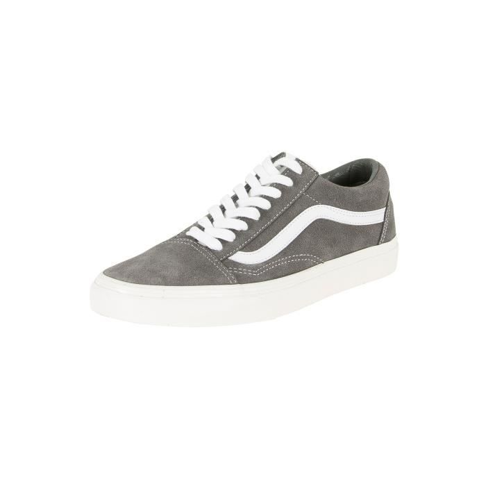 vans old skool grise clair