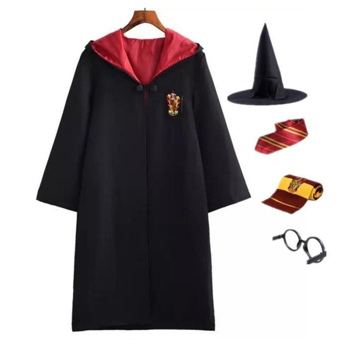 Harry Potter /écharpe Gryffondor enfant Polyester Rubies