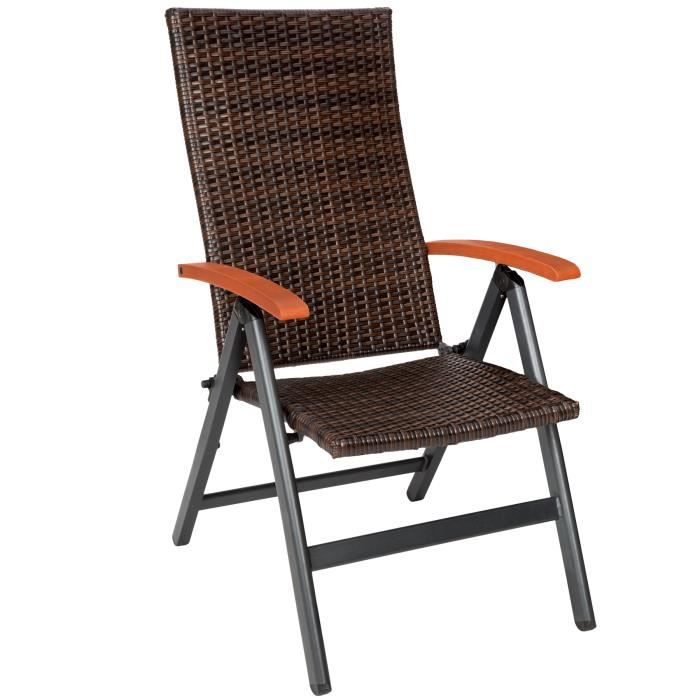 fauteuil pliant aluminium camping achat vente pas cher. Black Bedroom Furniture Sets. Home Design Ideas