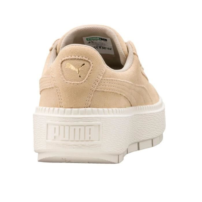 Baskets Puma Platform Trace Safari