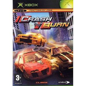 JEUX XBOX CRASH 'N' BURN