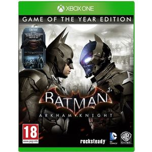 JEU XBOX ONE Batman Arkham Knight : Game Of The Year Edition Je