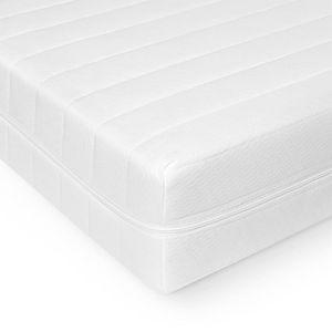 MATELAS Matelas 90x190 cm microfibre, Matelas en mousse 7