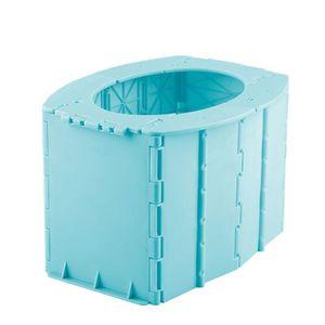 24 Ocean mobile pliante toilettes GRIS DE 30 SACHETS WC toilettes Camping Pliable