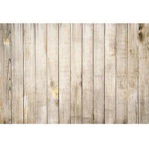 FOND DE STUDIO Planche en bois rétro photographie toiles Bureau T