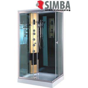 CABINE DE DOUCHE SIMBA Cabine de douche, spa - Bain hydromassage -