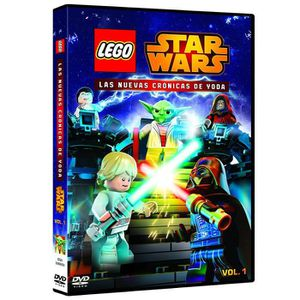 DVD FILM LEGO Star Wars: The New Yoda Chronicles: Race for