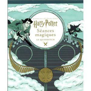 LIVRE 0-3 ANS ÉVEIL Livre - Harry Potter ; séances magiques ; le quidd