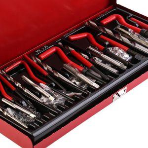 ENSEMBLE LITERIE  outil de réparation des fils 131PCS M5 M6 M8 M10
