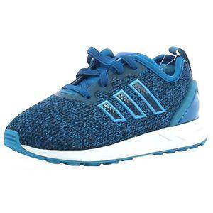 Conavy Blue Knit NEW Adidas Originals ZX Flux ® Sizes UK 3.5 // 4 // 4.5 // 5.5