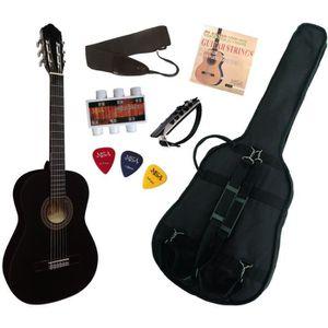 GUITARE Pack Guitare Classique 4/4 Avec 5 Accessoires  (no