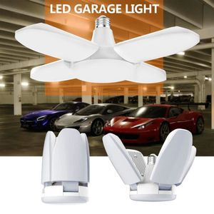 AMPOULE - LED Éclairage de garage à LED, 60W E27 6500K 6000Lm La
