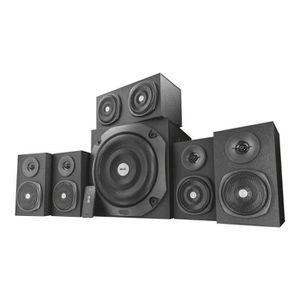 ENCEINTES ORDINATEUR Trust Vigor 5.1 Système de haut-parleur pour PC Ca