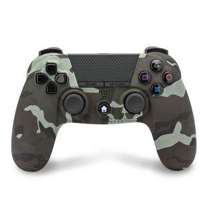 MANETTE JEUX VIDÉO Manette Under Control Bluetooth Camouflage pour PS