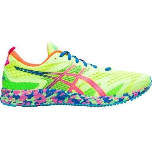 ASICS Chaussures de running Gel-Noosa Tri 12 - Homme - Jaune