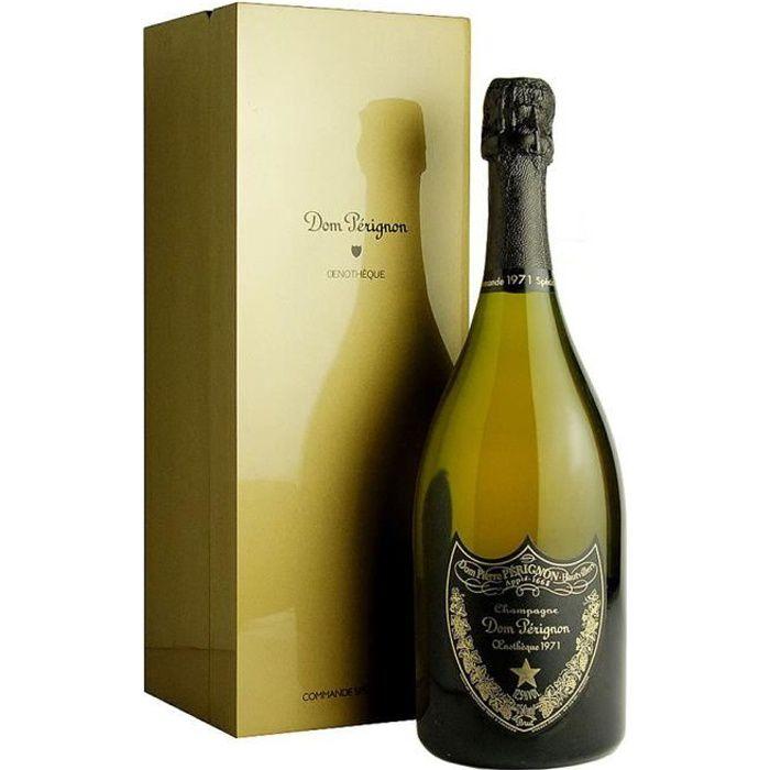 Dom Pérignon Champagne 'Oenothèque 1971' coffret