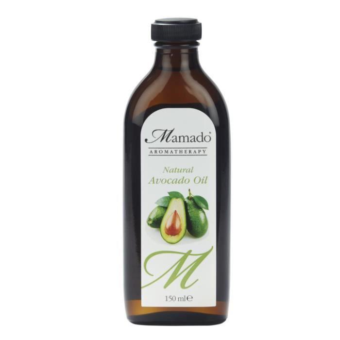 Mamado Huile Naturelle d'Avocat 150ml