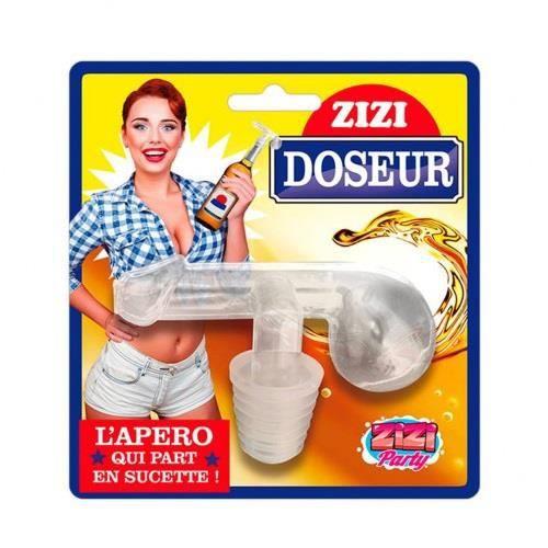 Zizi Doseur en Plastique - Humour Apéro Apéritif Soirée - 952