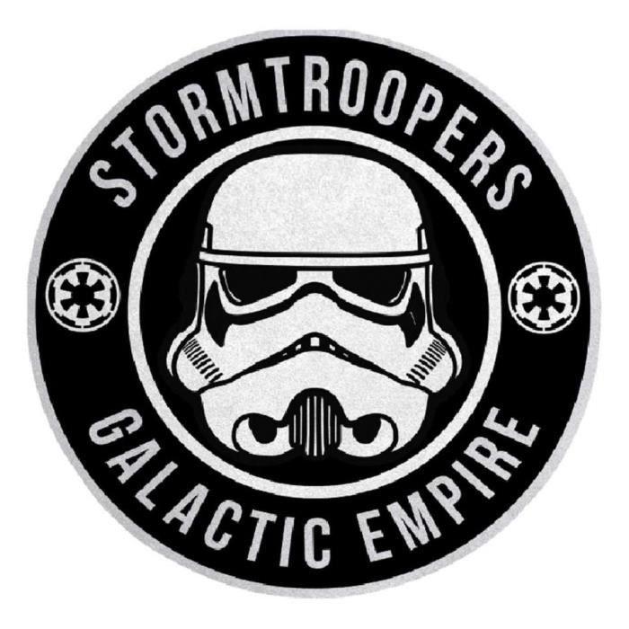 Tapis de sol Star Wars - Stormtrooper Face