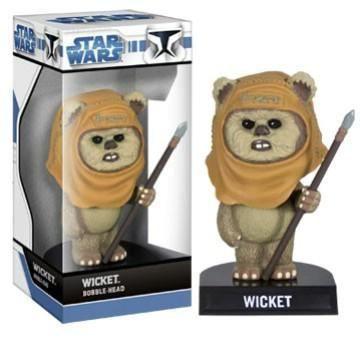 Bobble Head - Star Wars - Ewok Wicket