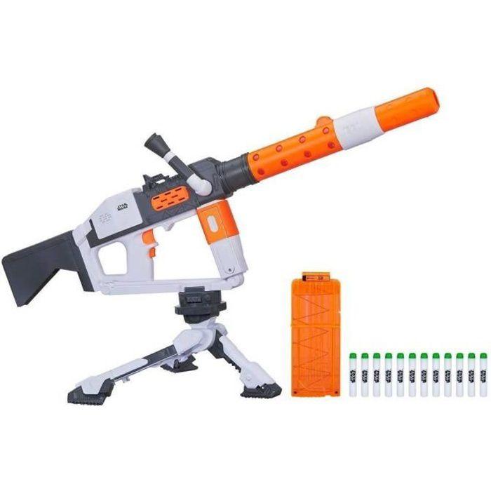 Nerf Star Wars Premier Ordre - Stormtrooper Deluxe Blaster