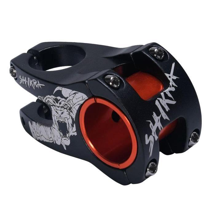 Forte prime 31.8/35mm Tige de Vélo de Montagne Deluxe Ultra Léger VTT Vélo de Réparation Remplacement Tige Courte pour Noir