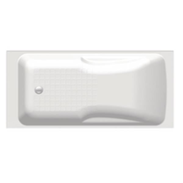 Ideal standard Baignoire à encastrer rectangulaire KHEOPS3 170x80cm en acrylique, blanc Réf P116801
