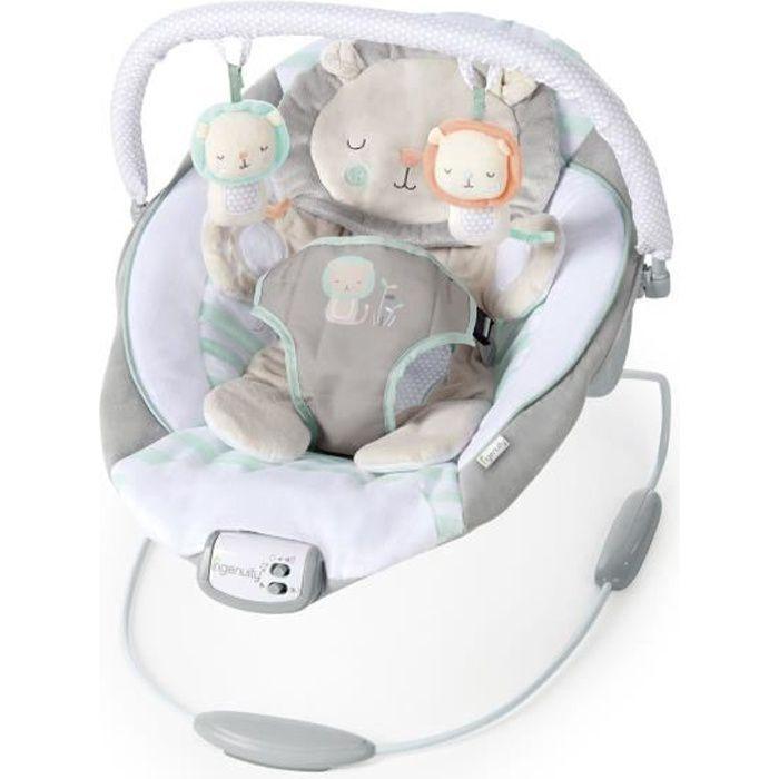 INGENUITY Transat bébé Landry le Lion™