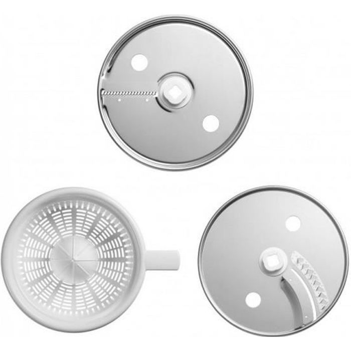 Kitchenaid - lot de 3 disques pour robot - pack 5kfp1335acc