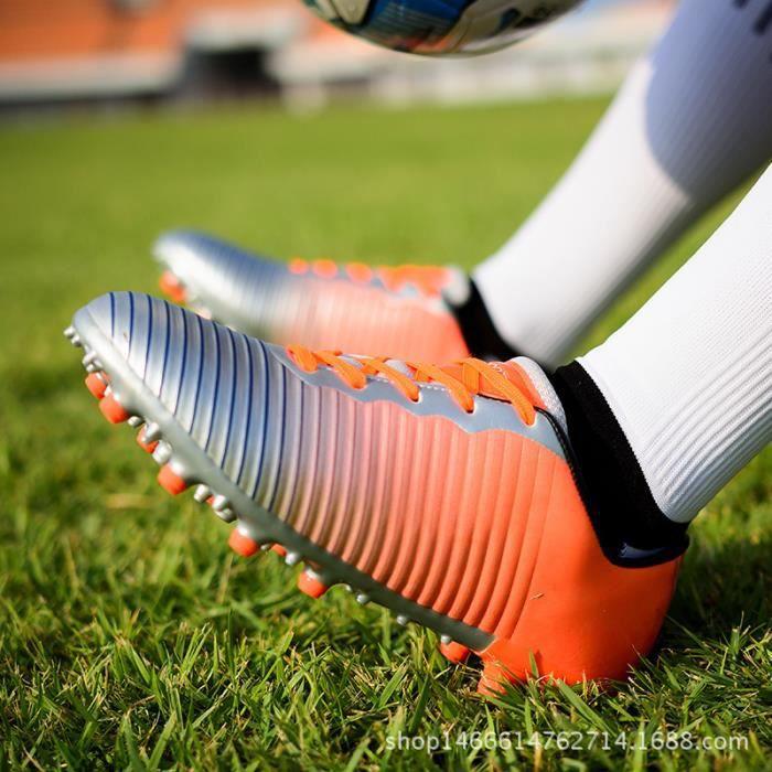 Chaussures de football , Ongles courts pour les enfants Compétition d'entraînement