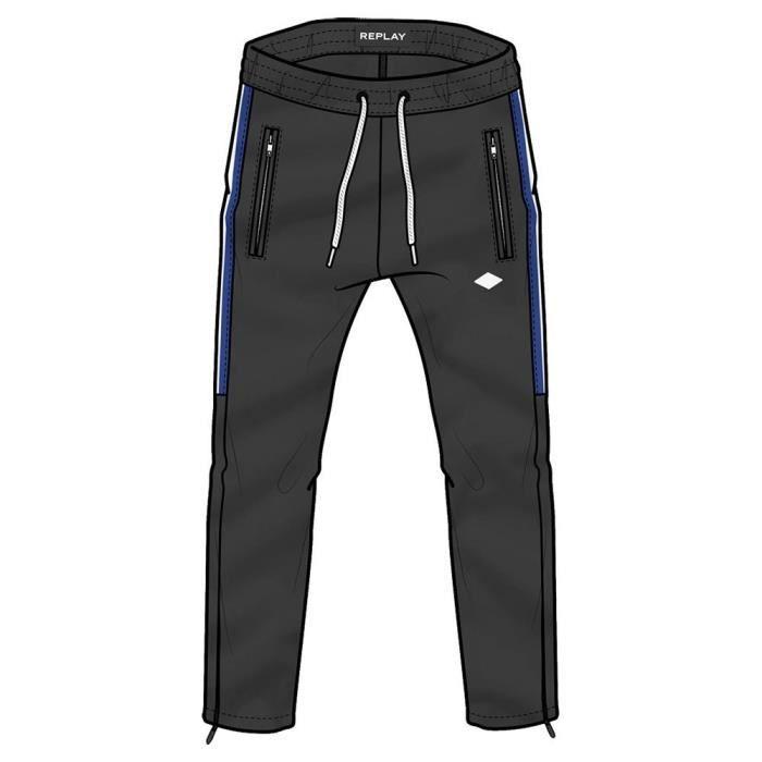 Vêtements Homme Pantalons Replay M9706b Pants