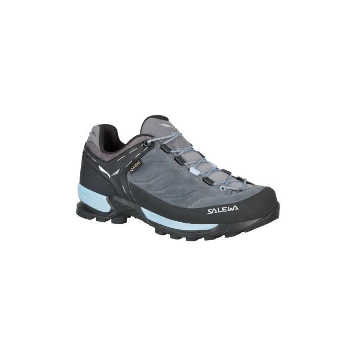 Ws Mtn Trainer GTX - Chaussures randonnée femme 36,5 Charcoal / Blue Fog