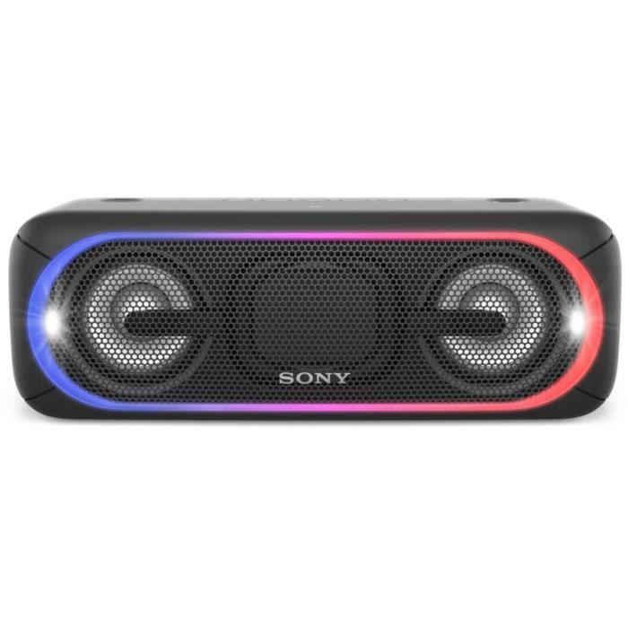Sony SRS-XB40 Enceinte Bluetooth – Noir