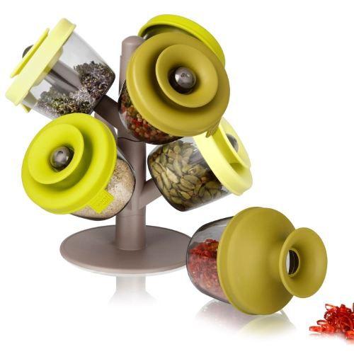 Vacuvin PopSome Support Herbes et épices