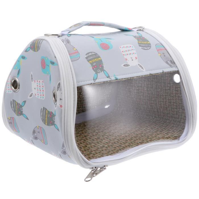 Sac sortant pour animaux de compagnie sac de voyage hérisson de pour hamster Portable PANIER DE TRANSPORT - SAC DE TRANSPORT
