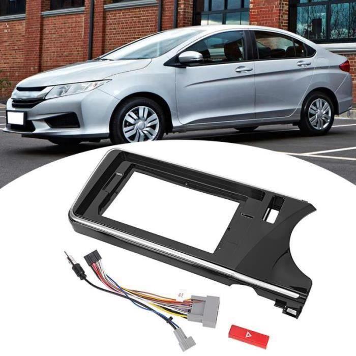 XM21993-Adaptateur de panneau de façade de radio de voiture de 10 pouces Kit de garniture de couverture de cadre GPS pour Honda