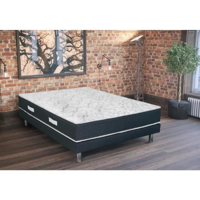 matelas 160x200 ressorts ensaches et memoire de forme achat vente matelas 160x200 ressorts. Black Bedroom Furniture Sets. Home Design Ideas