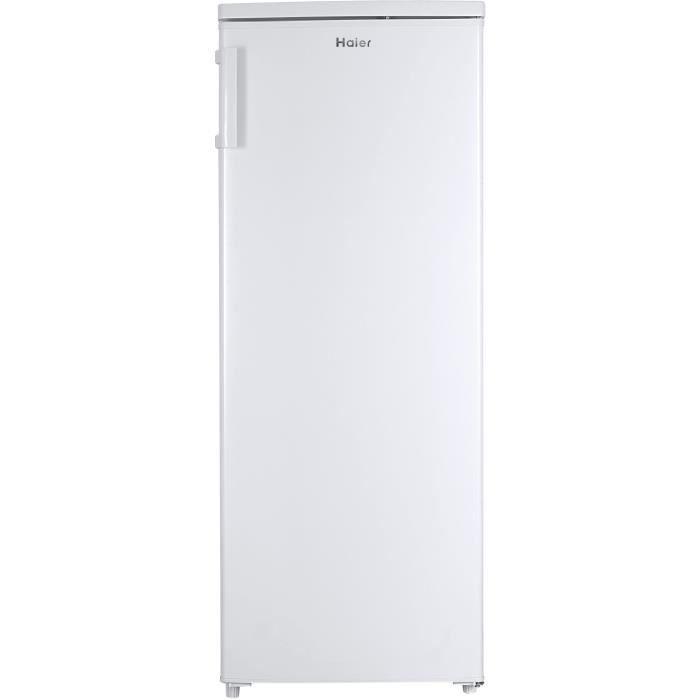 RÉFRIGÉRATEUR CLASSIQUE Haier HUL-546W  - réfrigérateur armoire - 236L - A