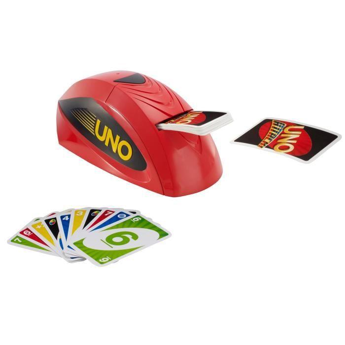 CARTES DE JEU UNO - Uno Extrême - Jeu de Cartes