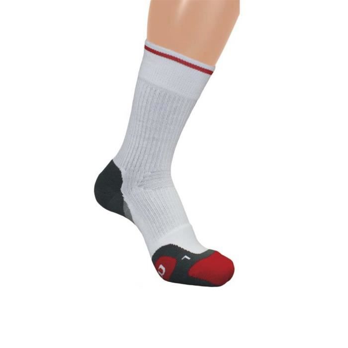 CHAUSSETTES THERMIQUES Chaussettes Wilson Tennis Ergostep Crew