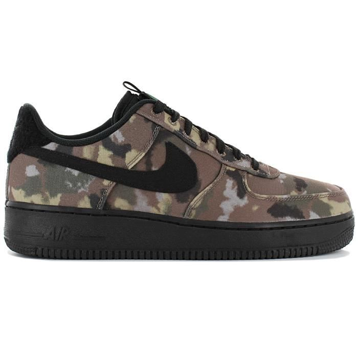 air force 1 homme camo