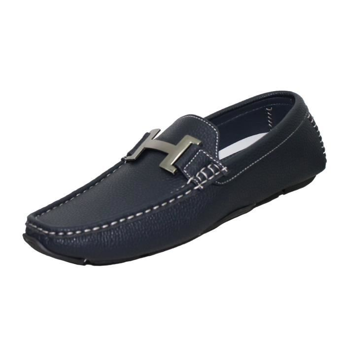 Brix Payne classique mocassin Fashion On The Go Driving Slip On Chaussures Mocassins Casual VK75D 250Ju