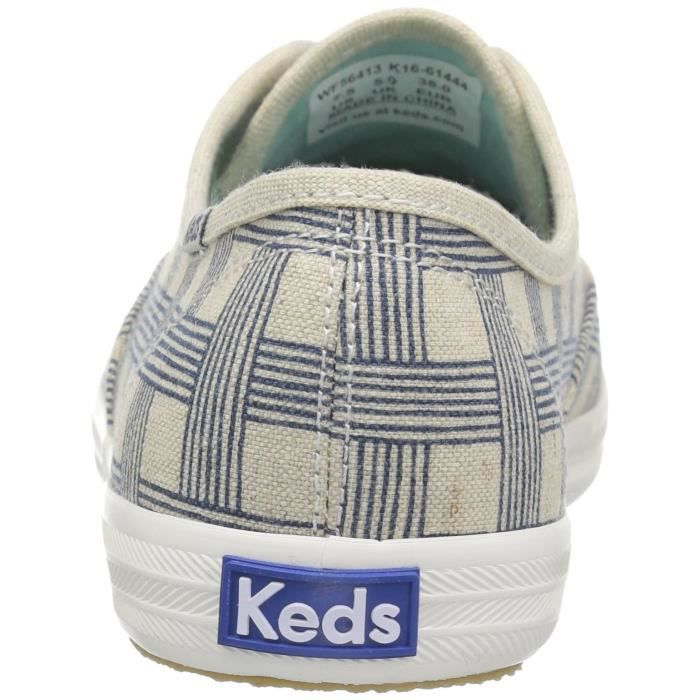 Champion Basketweave Fashion Sneaker S00DD Taille-38 Z1MhzE