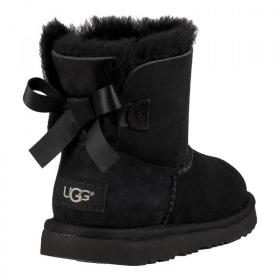 ugg mini bailey noir