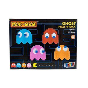 ASSEMBLAGE CONSTRUCTION Jeu D'Assemblage J5WTV Pac-Man 4-Pack Fantôme briq