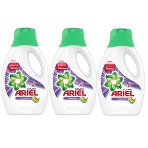 LESSIVE ARIEL Actilift Color Liquide détergent 20 charges